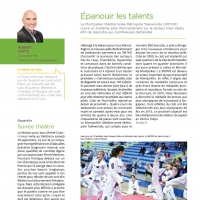Article Taekwondo Magazine MNV Septembre 2018