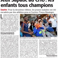 Ismael Coulibaly Au Jeux Sapatic