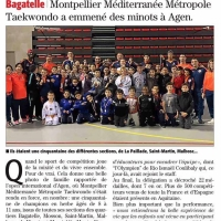 Midi-Libre - l'Open International des minots
